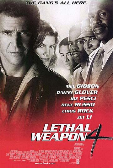 Arma letal 4 (Lethal Weapon 4)
